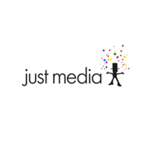 just media logo