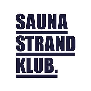sauna strand klub logo