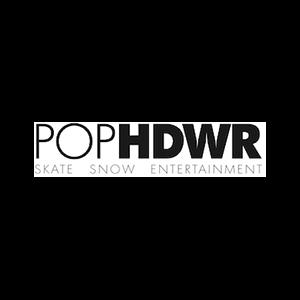 pophdwr logo